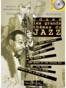 Jouez les Grands Themes du Jazz au Clarinet vol.1 (book/CD play-along)