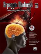 Arpeggio Madness (book/CD)