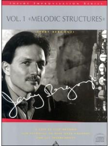Inside Improvisation vol.1: Melodic structures (book/CD)
