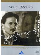 Inside Improvisation vol.3: Jazz Line (book/CD)