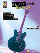 Blues Licks: You Can Use (book/CD)