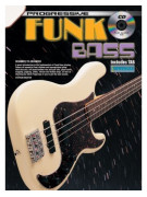 Progressive Funk Bass (book/CD)