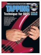 Progressive Tapping Technique Bass (book/CD)