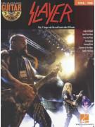 Slayer : Guitar Play-Along Volume 156 (book/CD)
