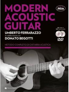 Modern Acoustic Guitar (libro/2 DVD)