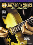 Jazz-Rock Solos for Guitar (book/CD)