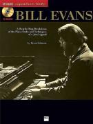 Bill Evans Signature Licks for Keyboard (book/CD)