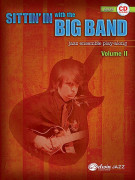 Sittin' In with the Big Band Volume II Guitar (book/CD play-along)