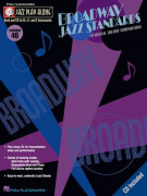 Jazz Play-Along volume 46: Broadway Jazz Standards (book/CD)