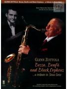 Bossa, Bonfa & Black Orpheus: A Tribute to Stan Getz (book/CD)