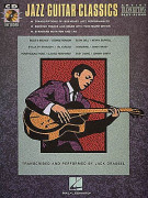 Jazz Guitar Classics (book/CD play-along)