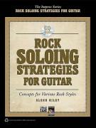 Rock Soloing Strategies for Guitar (b00k/CD)