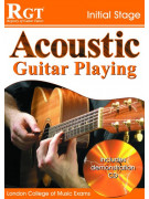 RGT - Acoustic Guitar Playing - Initial Stage (book/CD)