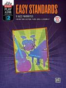 Jazz Play-Along Vol.2: Easy Standards Rhythm Section (book/CD MP3)