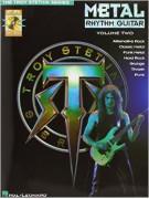 Metal Rhythm Guitar Volume 2 (book/CD) English Edition
