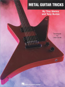 Metal Guitar Tricks (book/CD)
