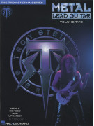 Metal Lead Guitar Volume 2 (book/CD) Rnglish Edition