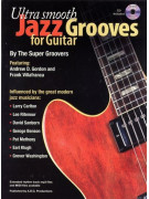 Ultra Smooth Jazz Grooves for Guitar (book/CD)