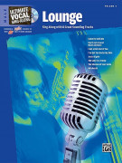 Lounge: Ultimate Vocal Sing-Along Male Voice (book/CD)