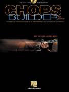 Chops Builder for Guitar (book/CD)