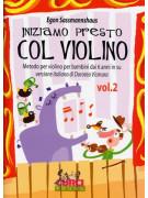 Iniziamo presto col violino Vol.2