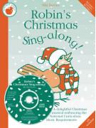 Robin's Christmas Sing-along! (Teacher's Book/CD)