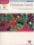 Instrumental Play-Along: Christmas Carols Violin (book/CD)