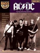 AC/DC: Bass Play-Along Volume 40 (book/CD)