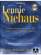 Lennie Niehaus - 14 Original Songs (book/CD play-along)