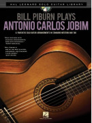 Bill Piburn Plays Antonio Carlos Jobim (book/CD)