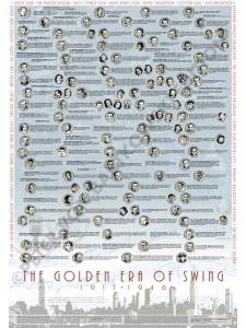 The Golden Era Of Swing 1917 - 1946