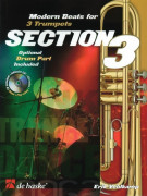 Section 3: Modern Beats for 3 Trumpets (book/CD play-along)