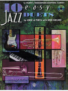 10 Easy Jazz Duets (book/CD play-along)