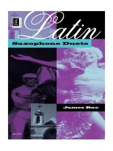 Latin: Saxophone Duets