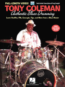 Authentic Blues Drumming (book/Video Online)