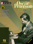 Jazz Play-Along Volume 109: Oscar Peterson (book/CD)