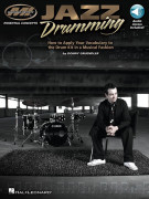 Jazz Drumming (book/ Audio Online)