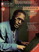 Jazz Play-Along Volume 90: Thelonious Monk Classics (book/CD)