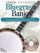 Teach Yourself Bluegrass Banjo (book/CD)