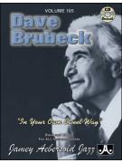 Dave Brubeck (book/CD play-along)