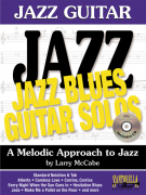 Jazz Blues Guitar Solos (book/CD)
