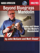 Beyond Bluegrass Mandolin (book/CD)