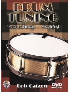 Drum Tuning: Sound and Design Simplified (DVD)