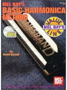 Basic Harmonica Method (book/CD)