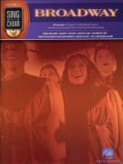 Sing with The Choir: Broadway (book/CD)