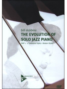 The Evolution of Solo Jazz Piano (DVD)