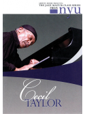 Cecil Taylor - The Jazz Master Class (DVD)