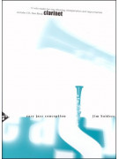 Easy Jazz Conception Clarinet (book/CD play-along)