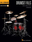 Hal Leonard Drumset Fills (book/Audio Online)