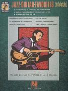 Jazz Guitar Favorites (book/CD play-along)